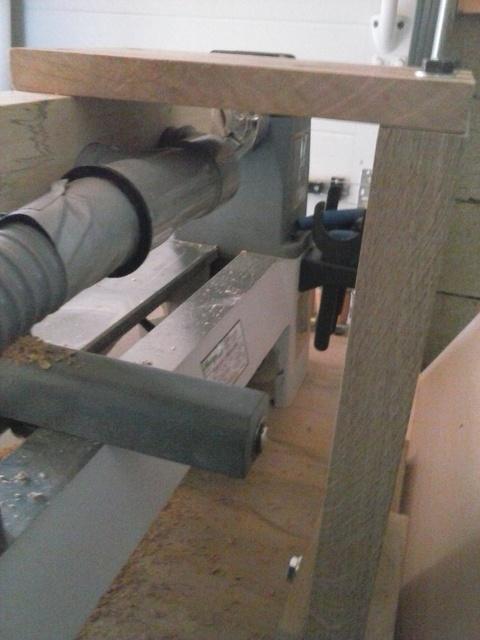 Aspiration des poussières pour tour à bois 180924031537628749