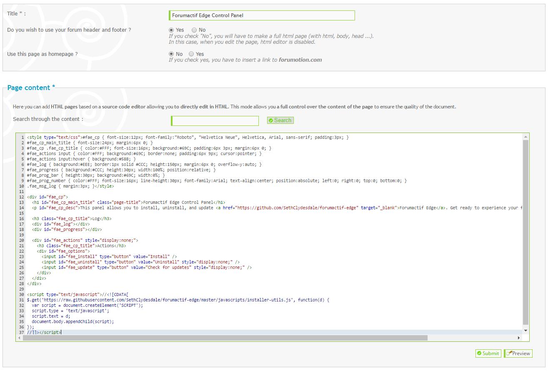 Installer la version Forumactif EDGE 180924111757573144