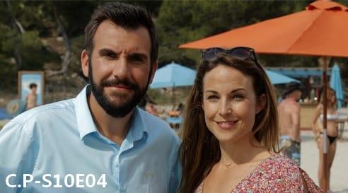 Aurélie Vaneck dans Camping Paradis (2018) sur TF1 1809251011386811