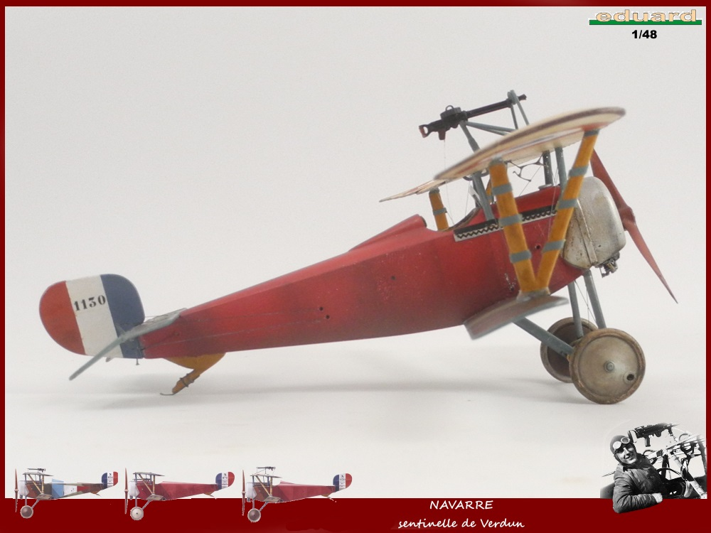Fokker D. VII OAW - Eduard 1/48 (montage terminé) 180925113006794982