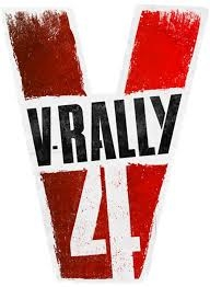 Poster for V-Rally 4