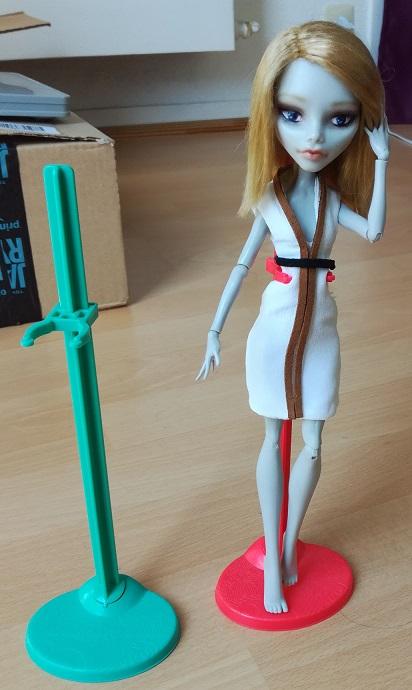 [V] Unoa Freak 2 | Wig Brush | String puller | MH stand 180926045157686889