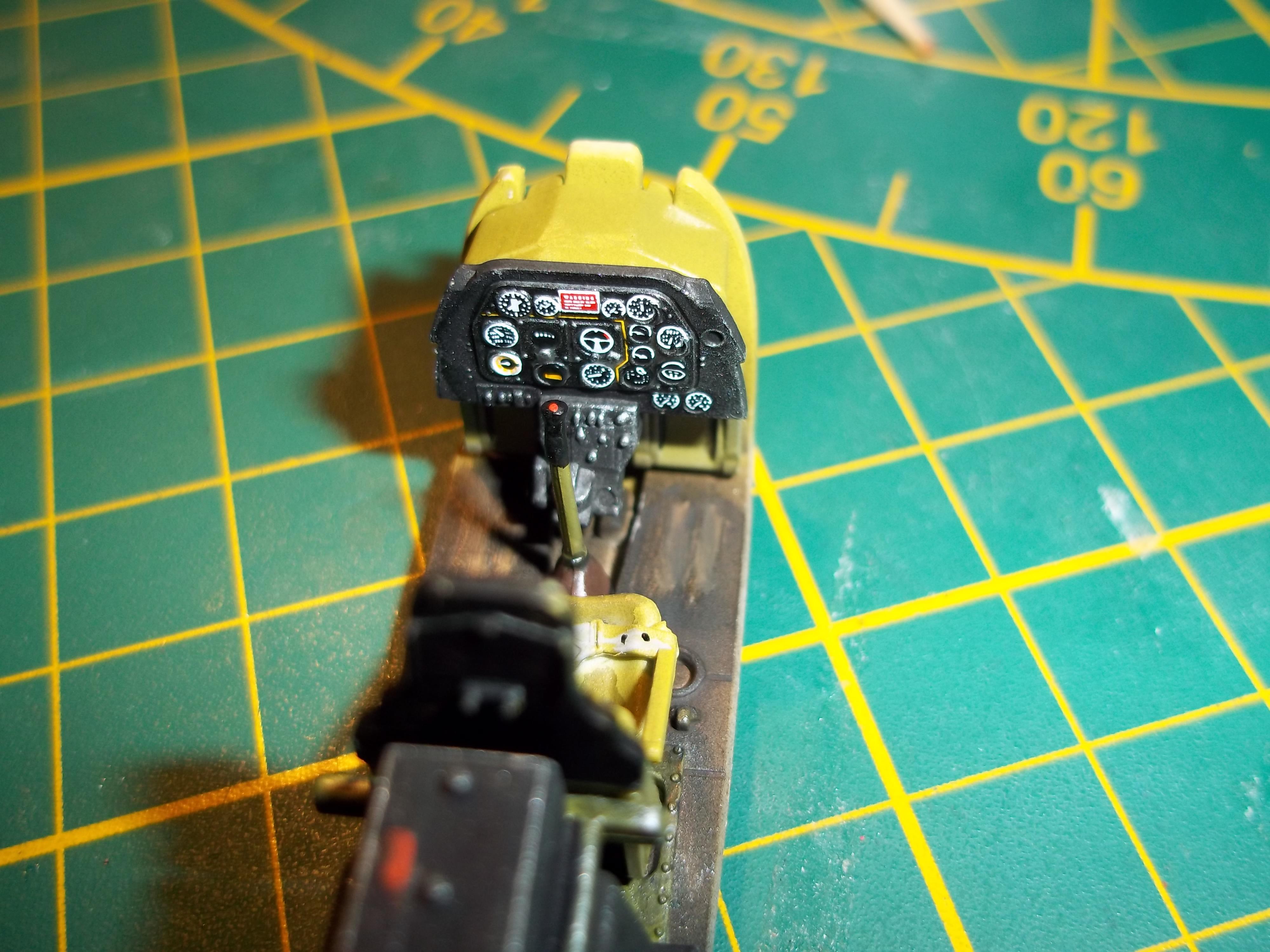 P 51D mustang 1/48 airfix  180926063915749143