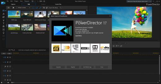 powerdirector full version free download