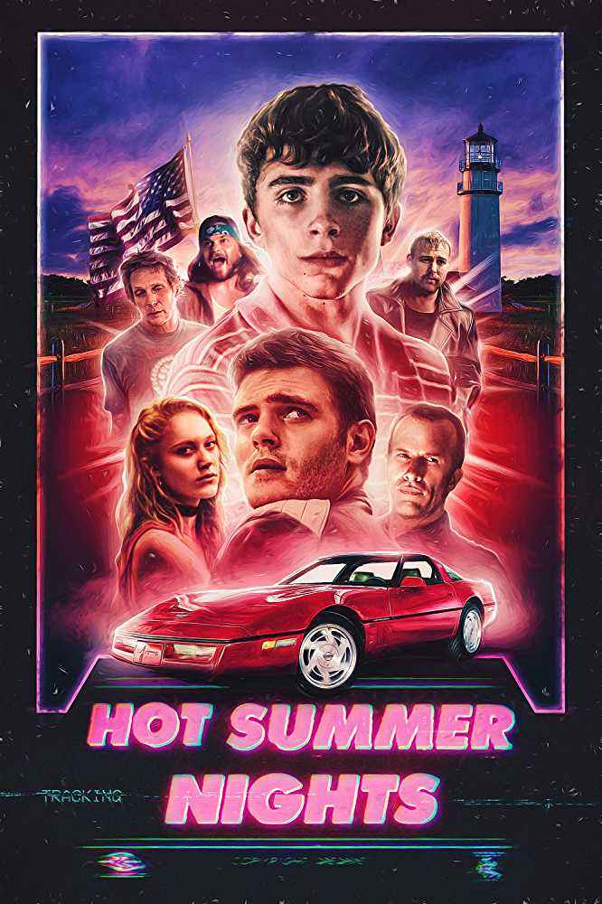 Hot Summer Nights poster image