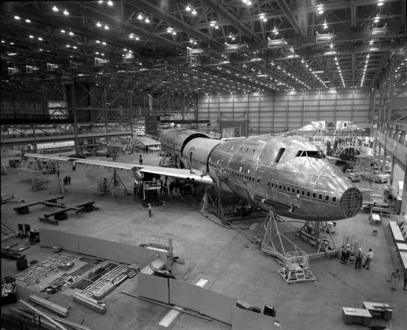 747 first 2
