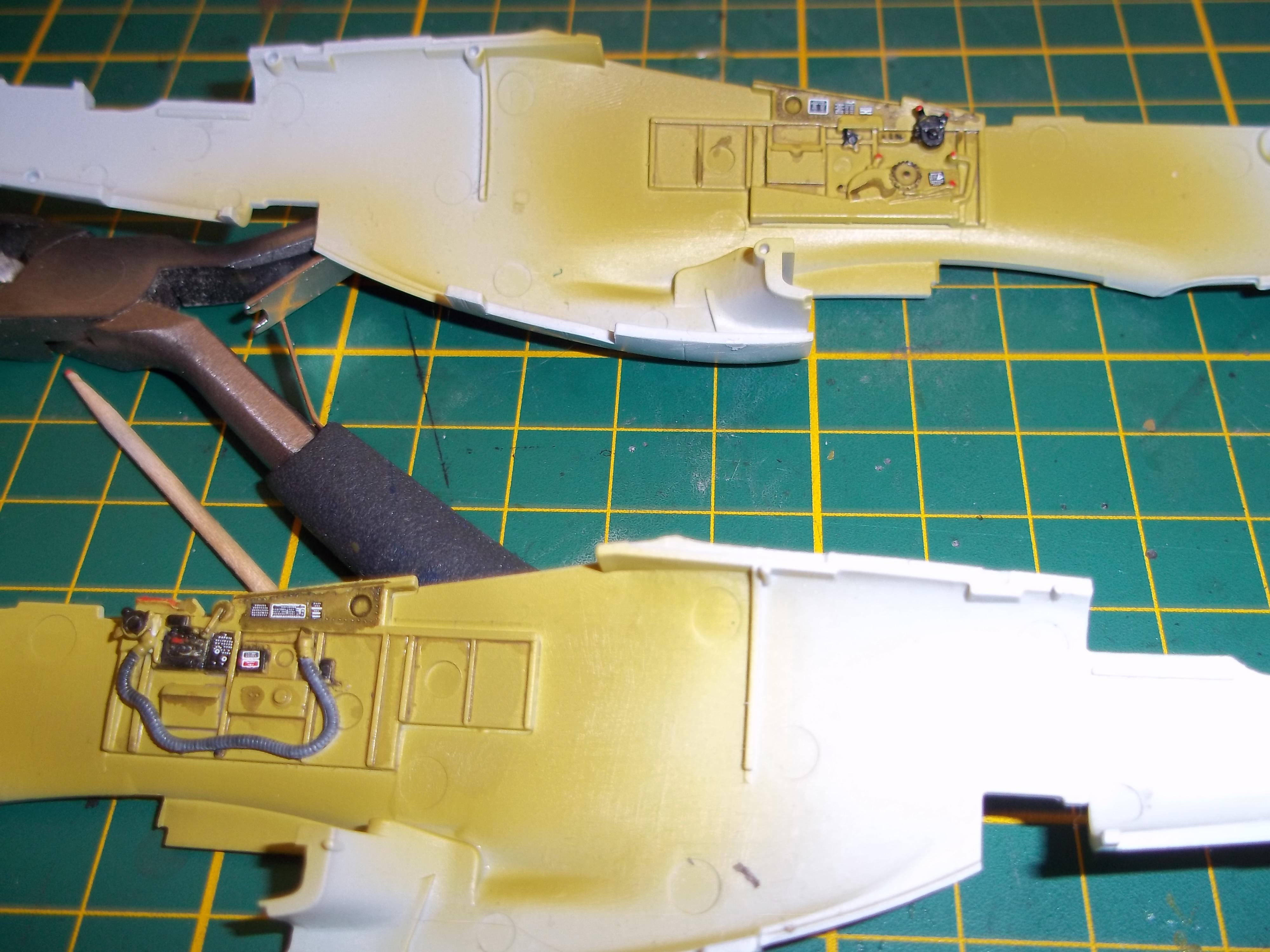 P 51D mustang 1/48 airfix  180929054908575253