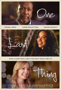 One Last Thing poster image