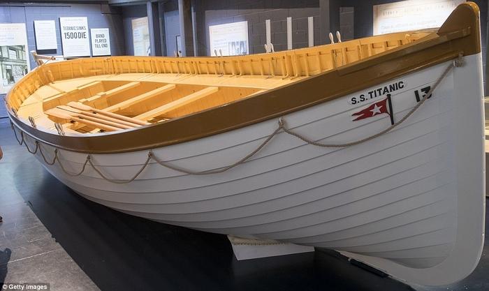 Exposition Titanic au Musée Maritime de Cornouailles  180930063652669593