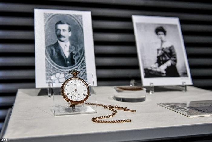 Exposition Titanic au Musée Maritime de Cornouailles  180930064130877544