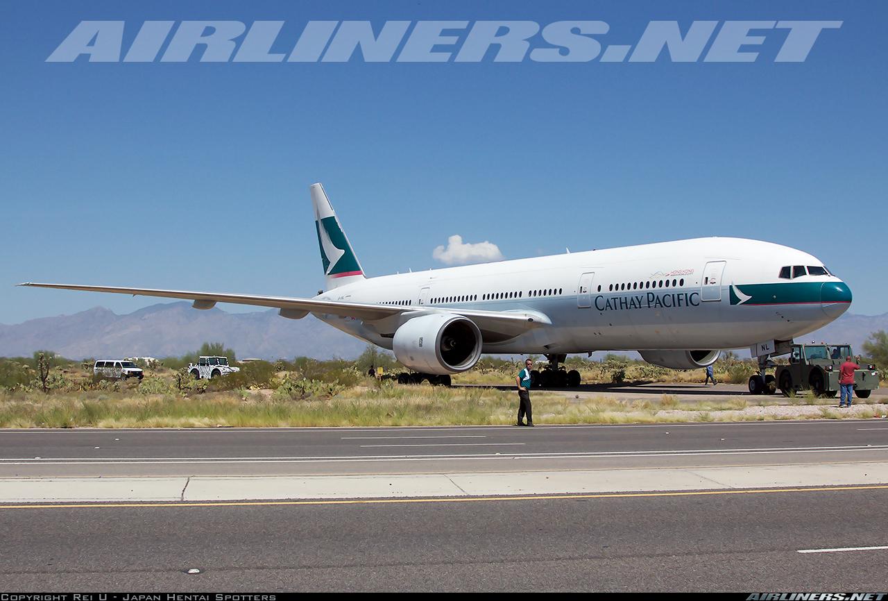 cathay 777 200 retirment