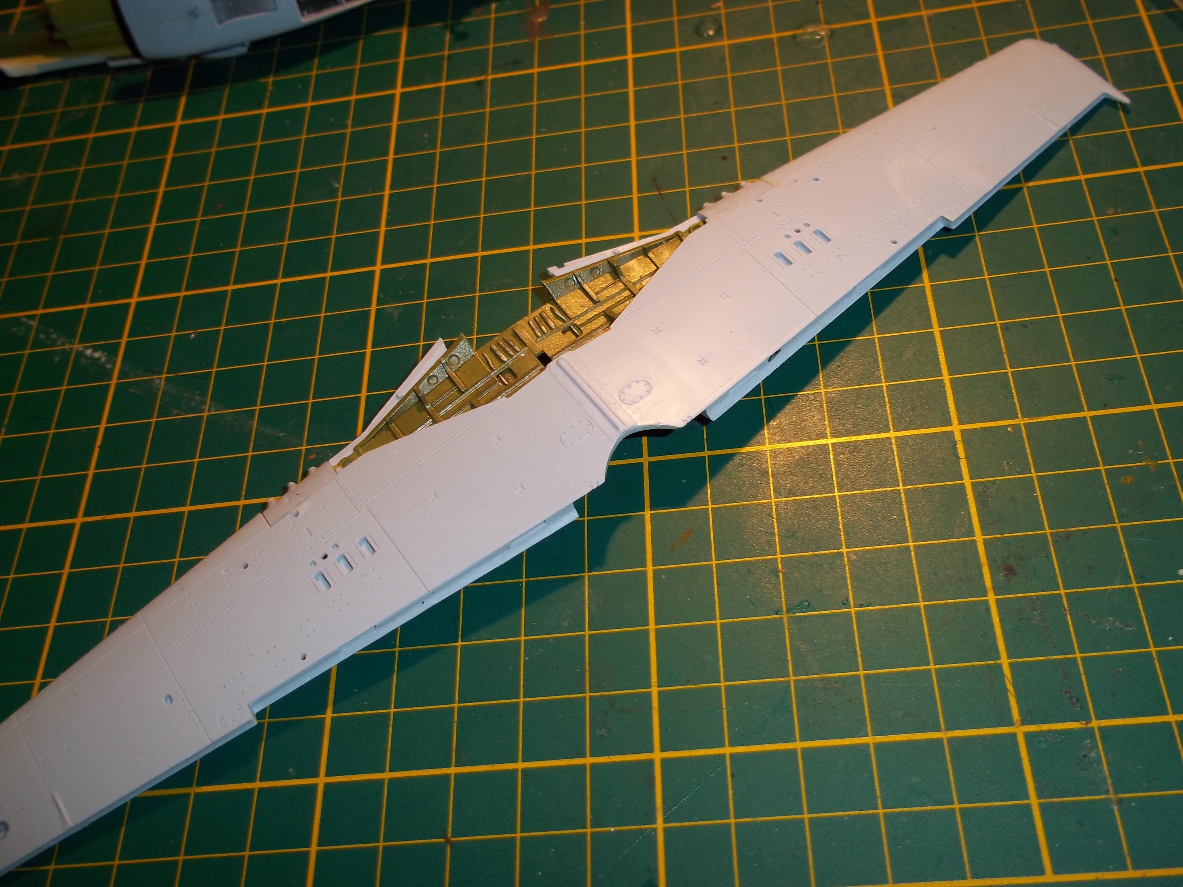 P 51D mustang 1/48 airfix  181002054945884532
