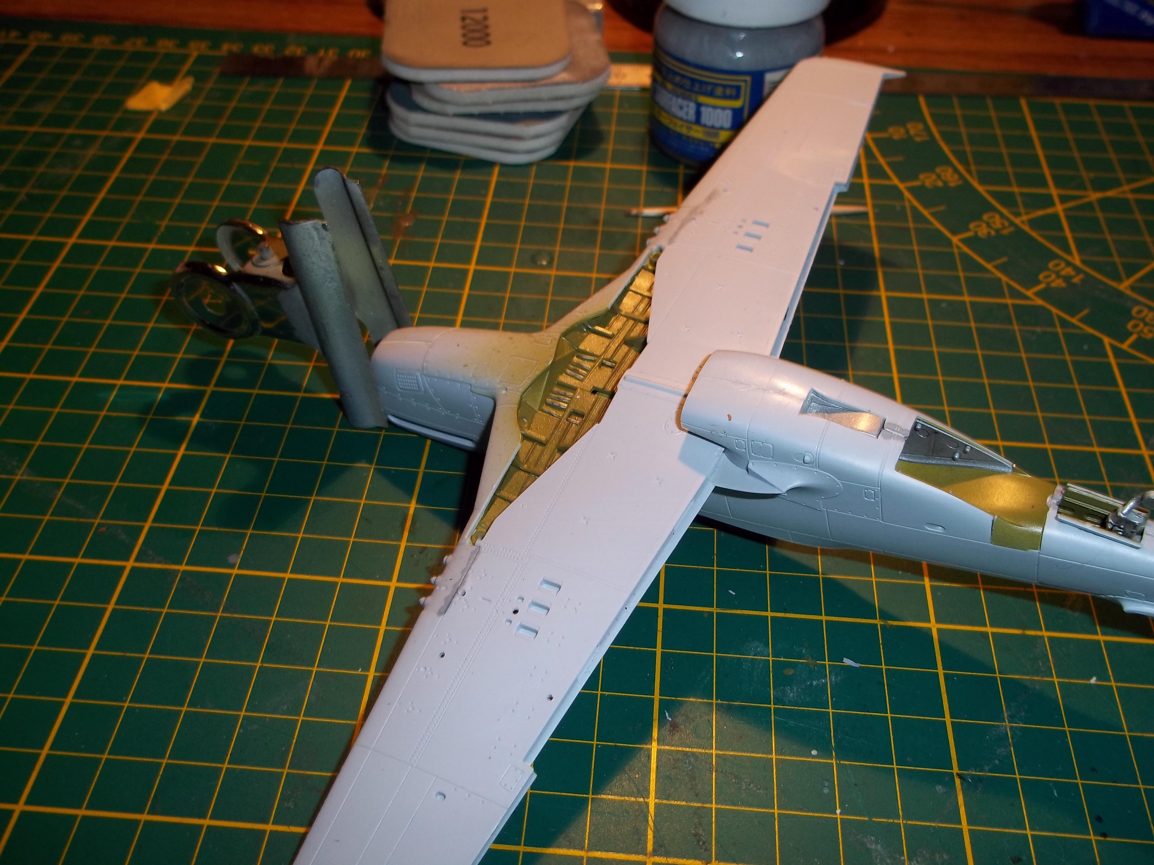 P 51D mustang 1/48 airfix  181002055026680934