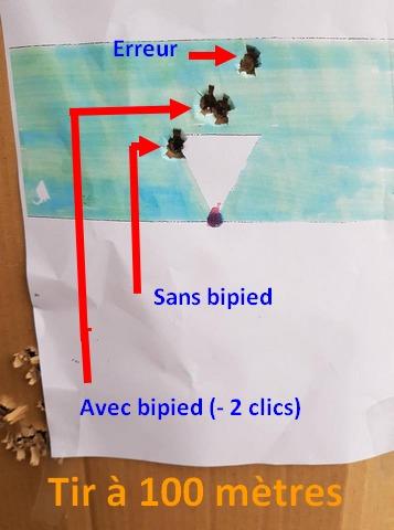 L'influence du bipied sur le point d'impact.  181003013103525804