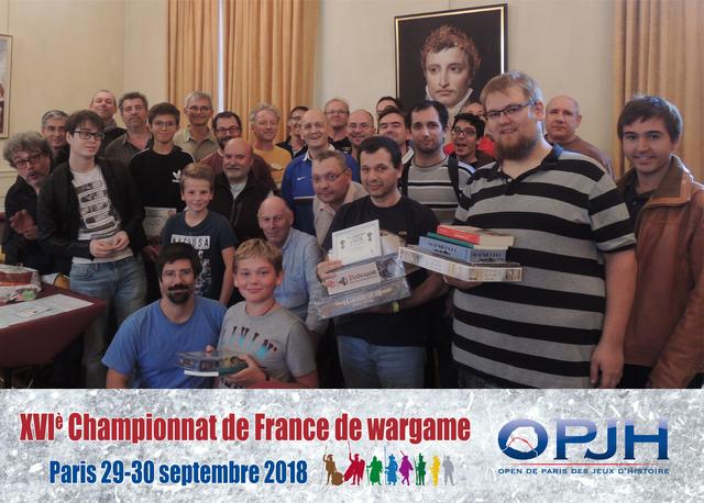 IVè Open de Paris des Jeux d'Histoire: 28 au 30 septembre 2018 - Page 3 181003112533459615