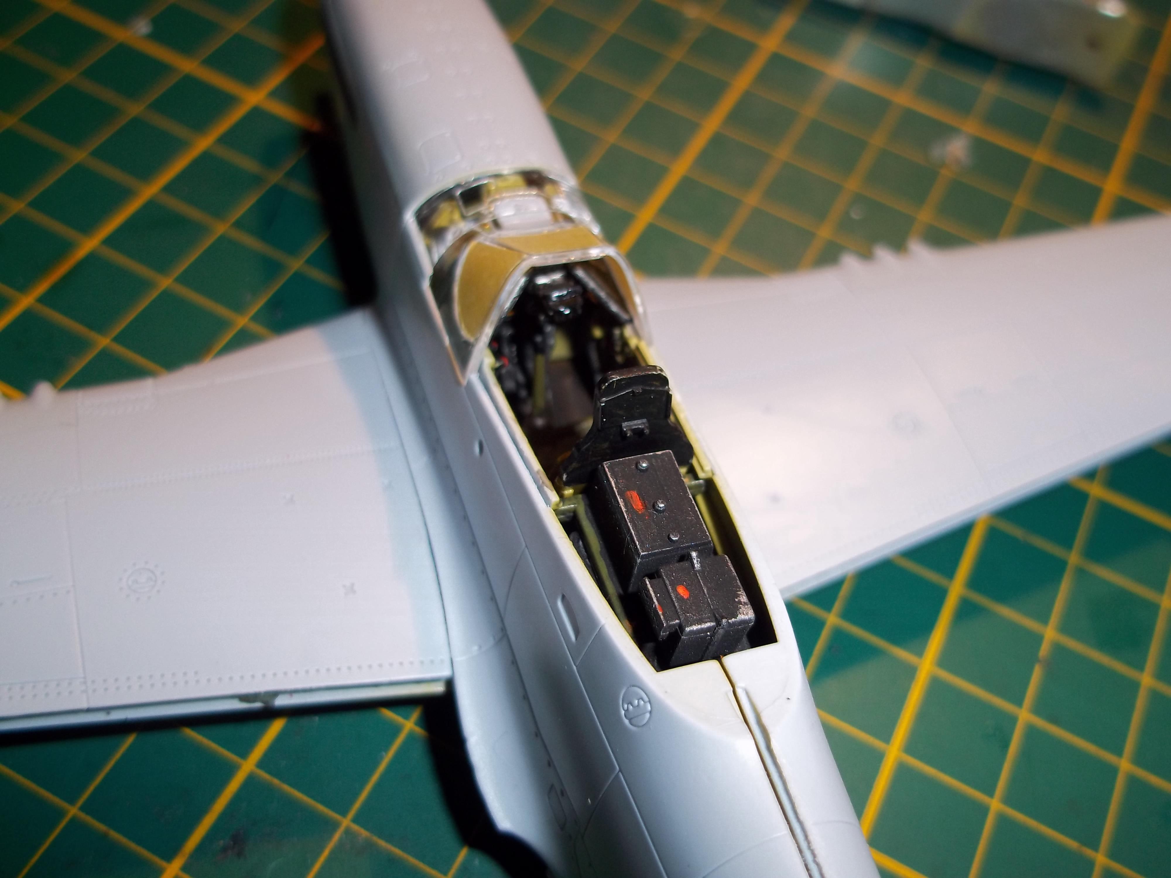 P 51D mustang 1/48 airfix  181003120350677512