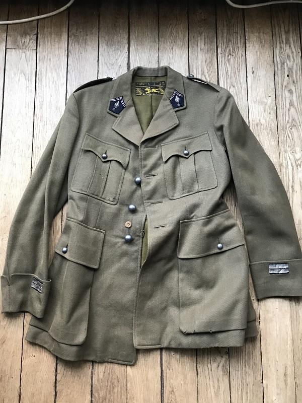 Veste lieutenant cavalerie 1940 ESC - OCT 3 18100407223348199