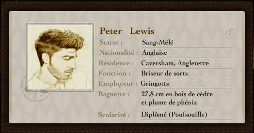 ID Peter Lewis