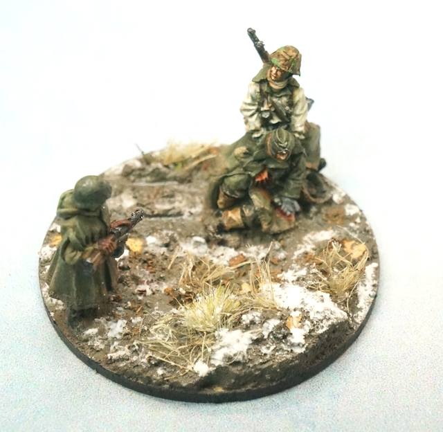 Front De l'Est hiver 1944-45 18100707375393949