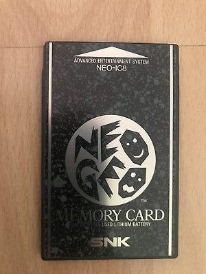 Perte de donnée carte mémoire Neo Geo 181008074158607498