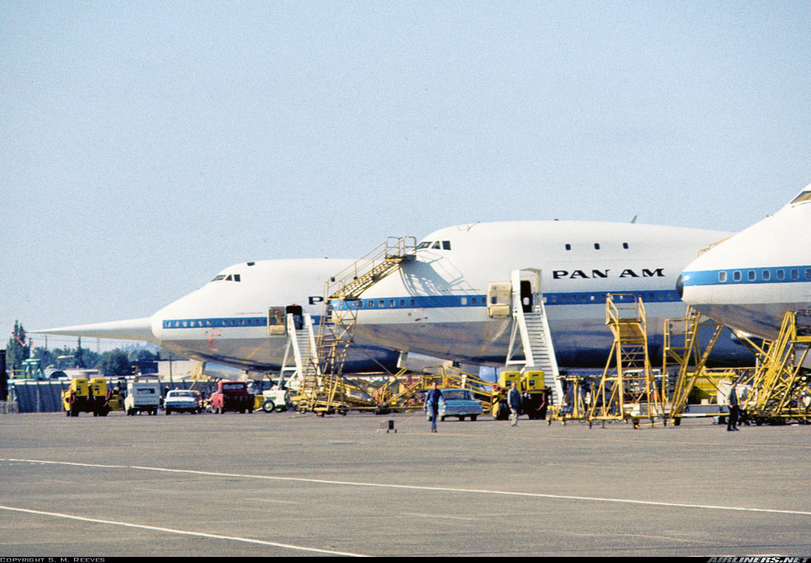 747 probe test