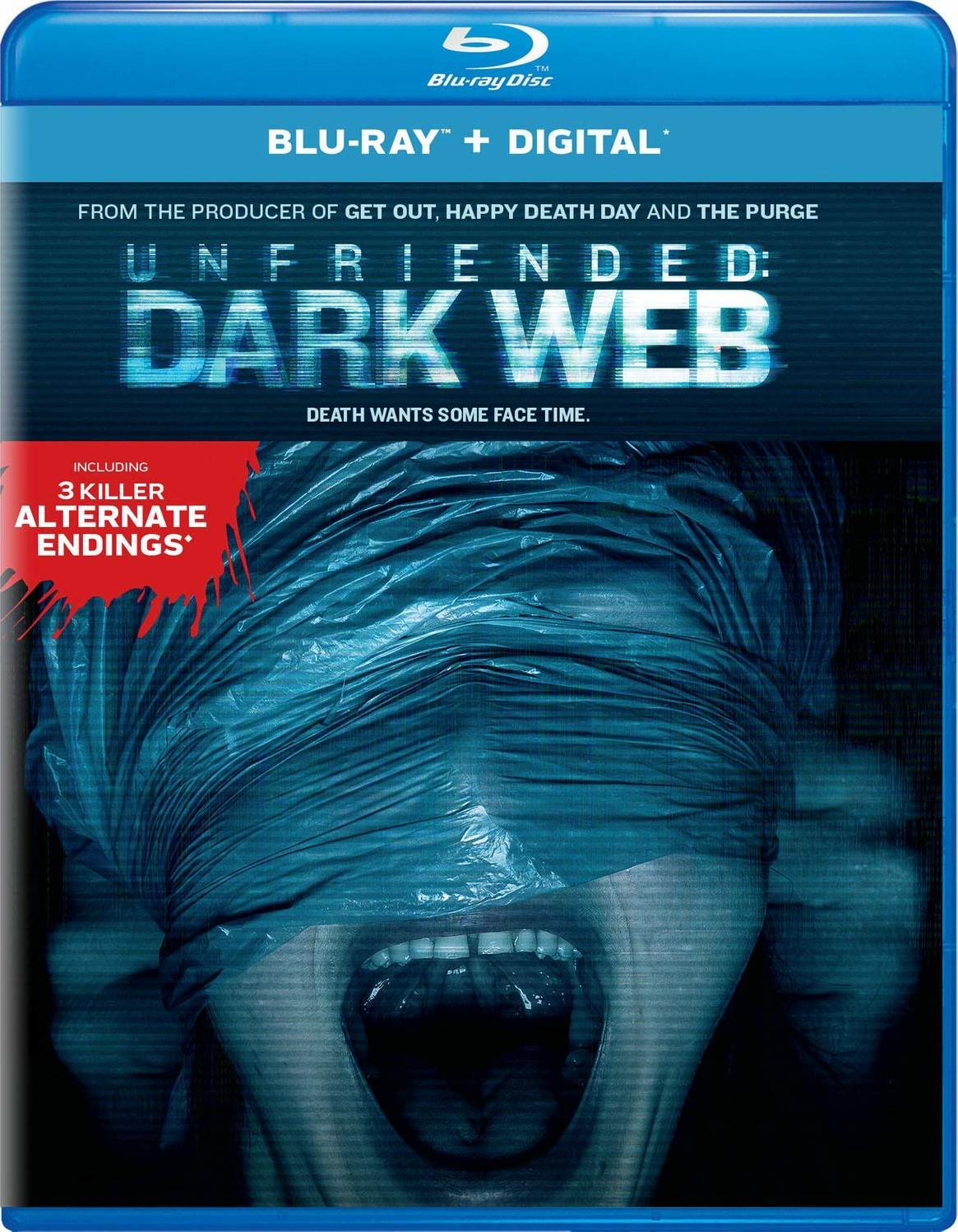 Unfriended: Dark Web poster image