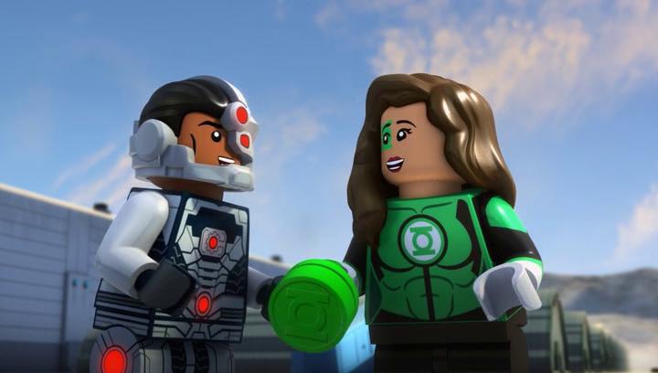 LEGO DC Comics Super Heroes: Aquaman - Rage of Atlantis image