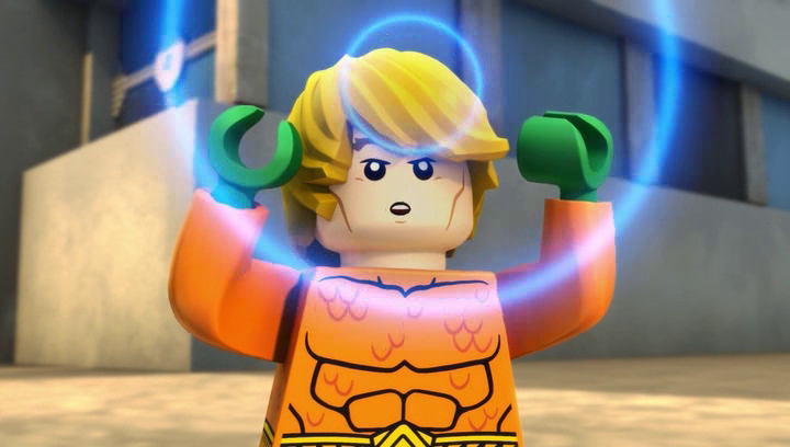 LEGO DC Comics Super Heroes: Aquaman - Rage of Atlantis image