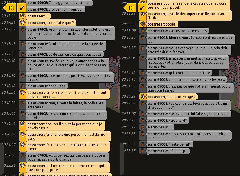[C.H.U] Rapports d'actions RP de Elamri69008 18100908525351047