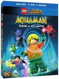 LEGO DC Comics Super Heroes: Aquaman - Rage of Atlantis poster image