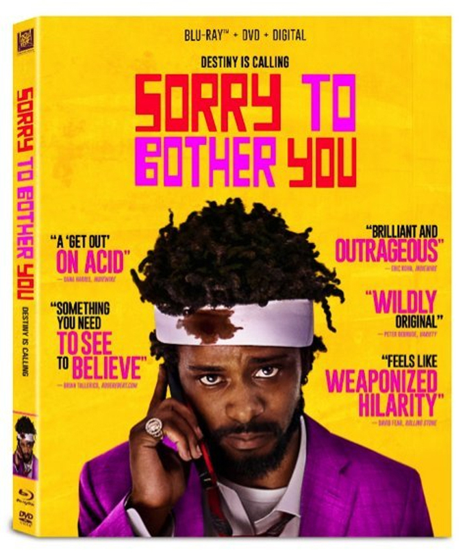 Sorry to Bother You poster image
