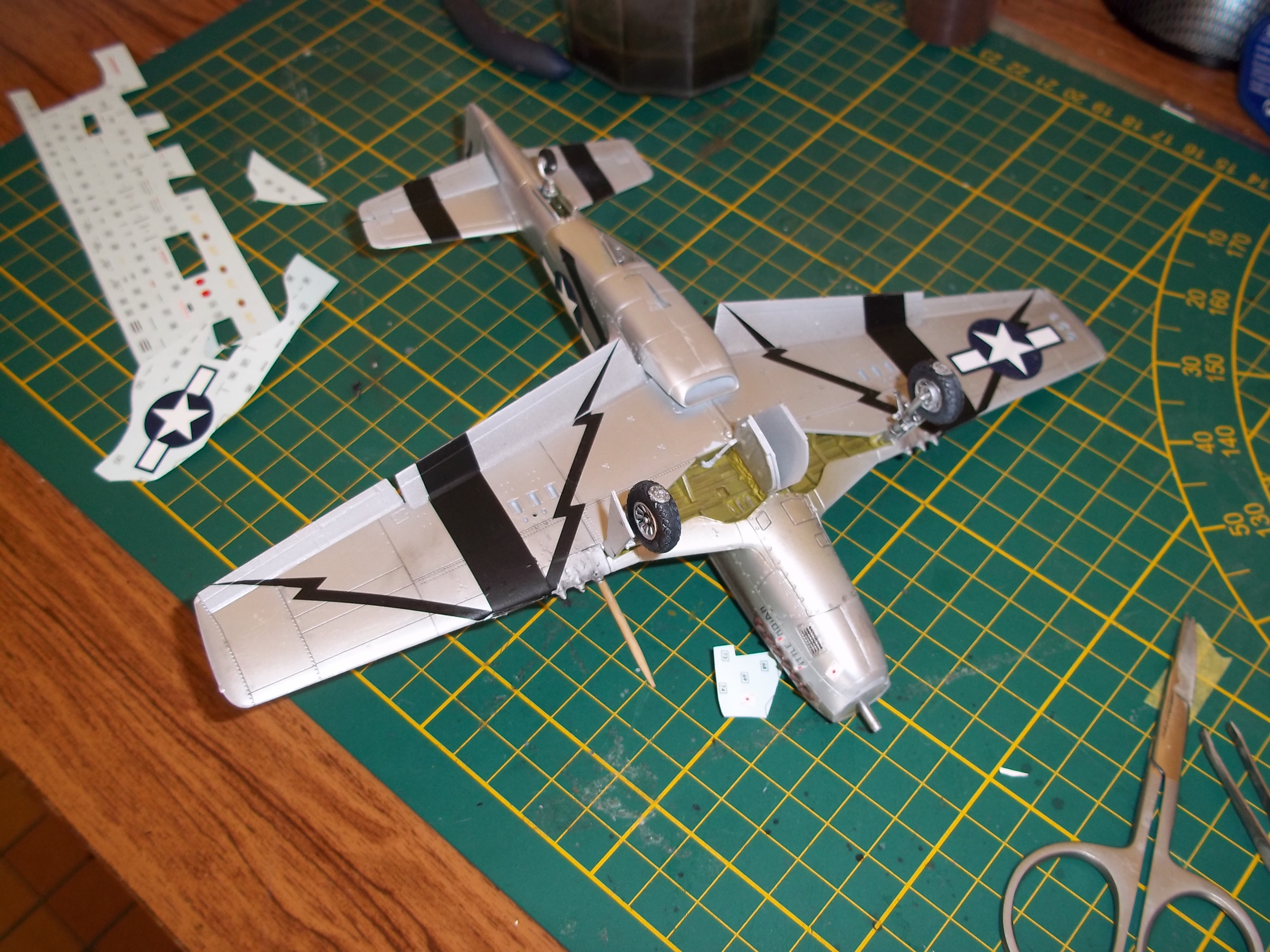 P 51D mustang 1/48 airfix  - Page 2 181010062255325895