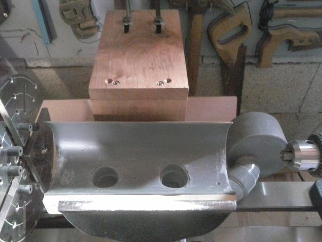 Aspiration des poussières pour tour à bois 181010122321367361