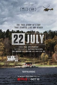22 July poster image