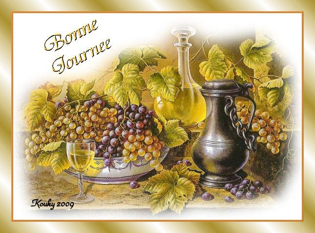 Bonjours/Bonsoirs Automne 2018 181011103753632653