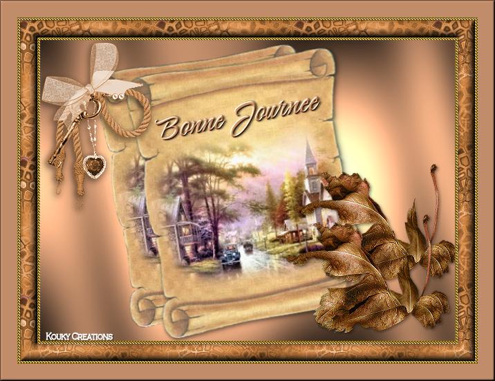 Bonjours/Bonsoirs Automne 2018 181011103930158542