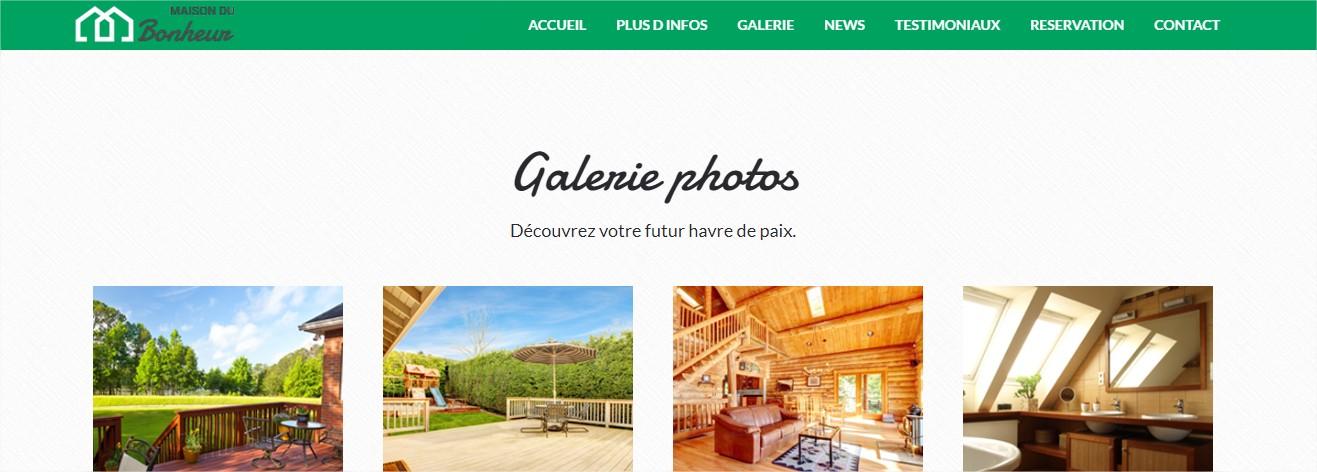 Galerie photos - Google Chrome