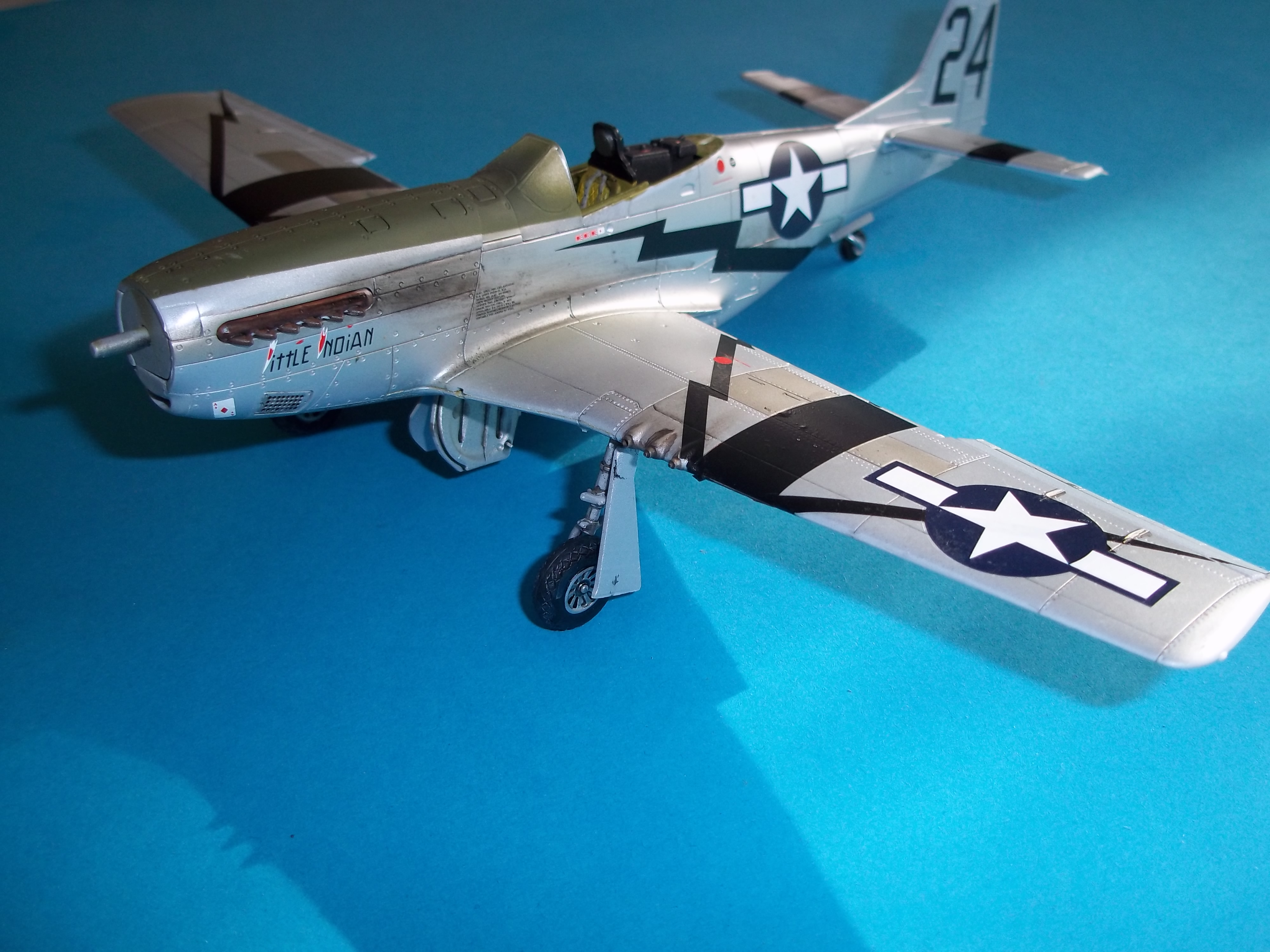 P 51D mustang 1/48 airfix  - Page 2 181012054308152647