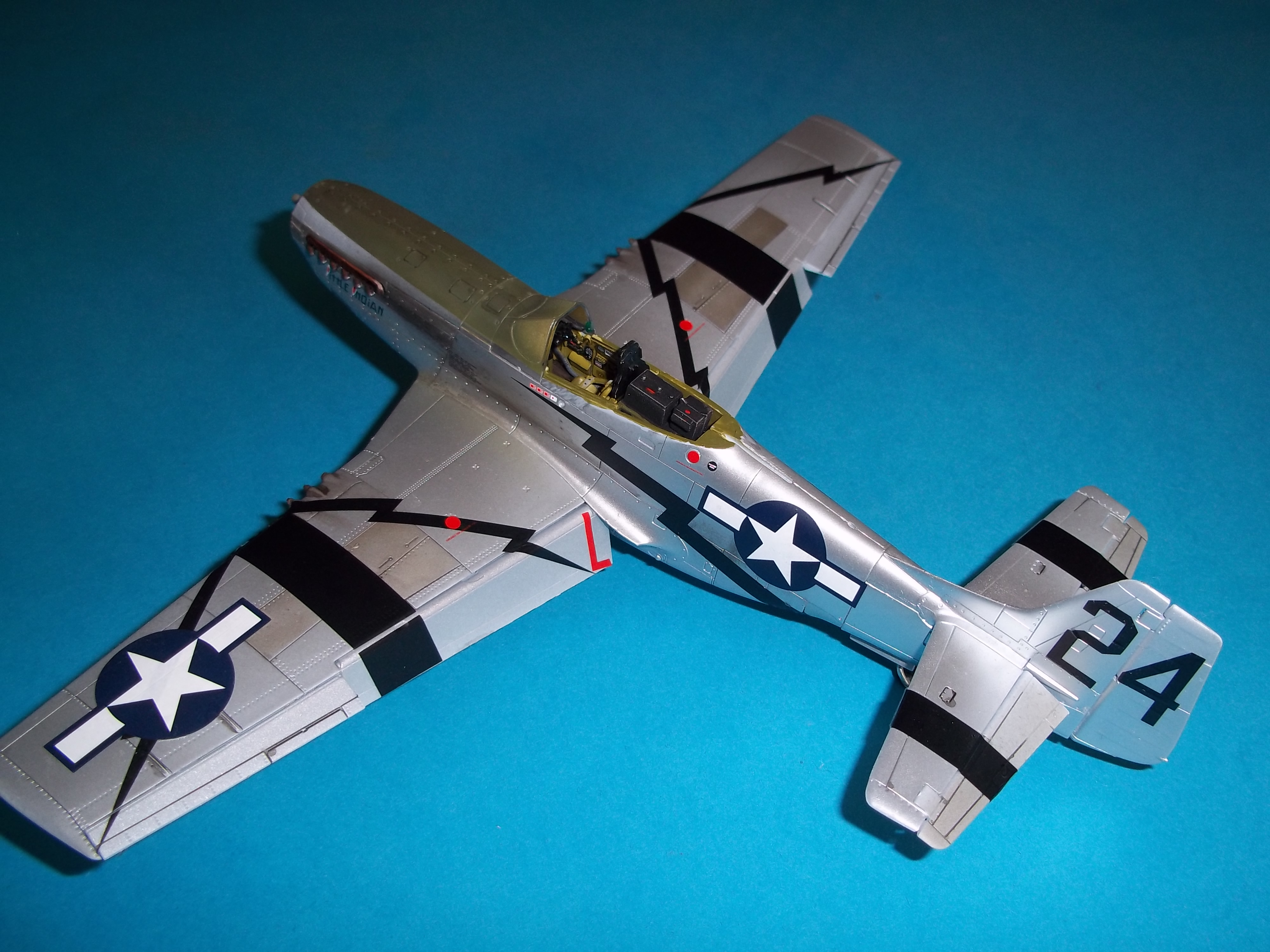 P 51D mustang 1/48 airfix  - Page 2 18101205440240979