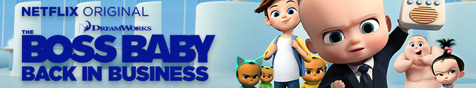 Poster for The Boss Baby: Back in Business