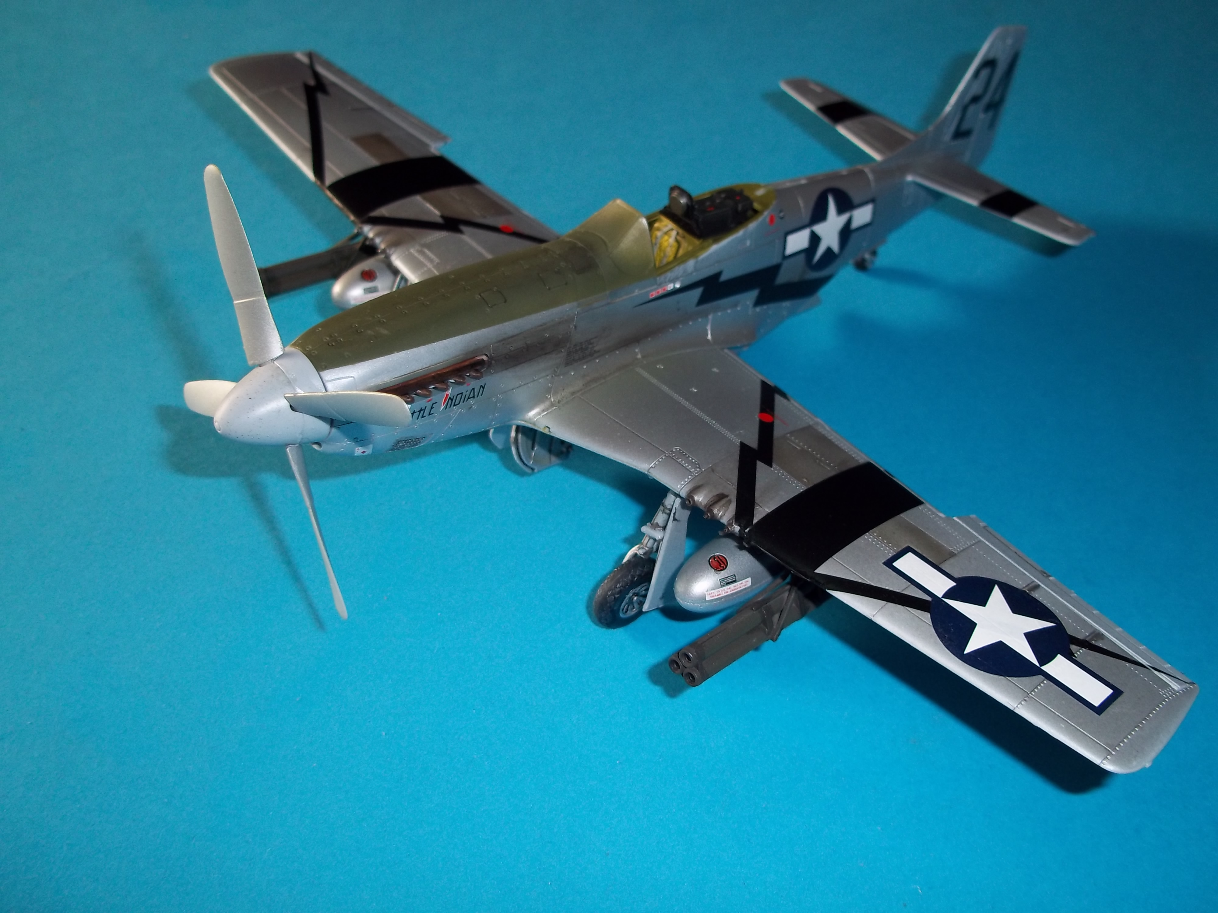 P 51D mustang 1/48 airfix  - Page 2 181013055657466472