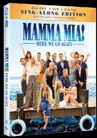 Mamma Mia! Here We Go Again poster image