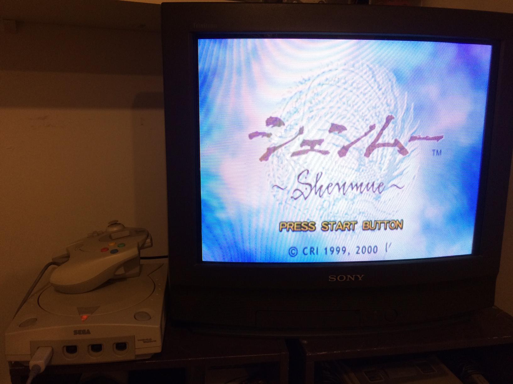 [VDS] Sega Dreamcast avec manettes et jeux 18101401484948918