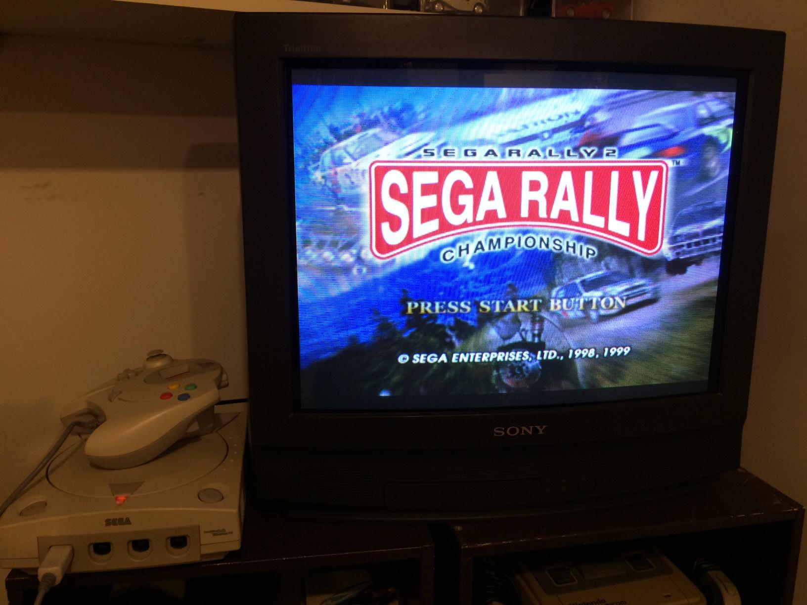 [VDS] Sega Dreamcast avec manettes et jeux 181014014850170917