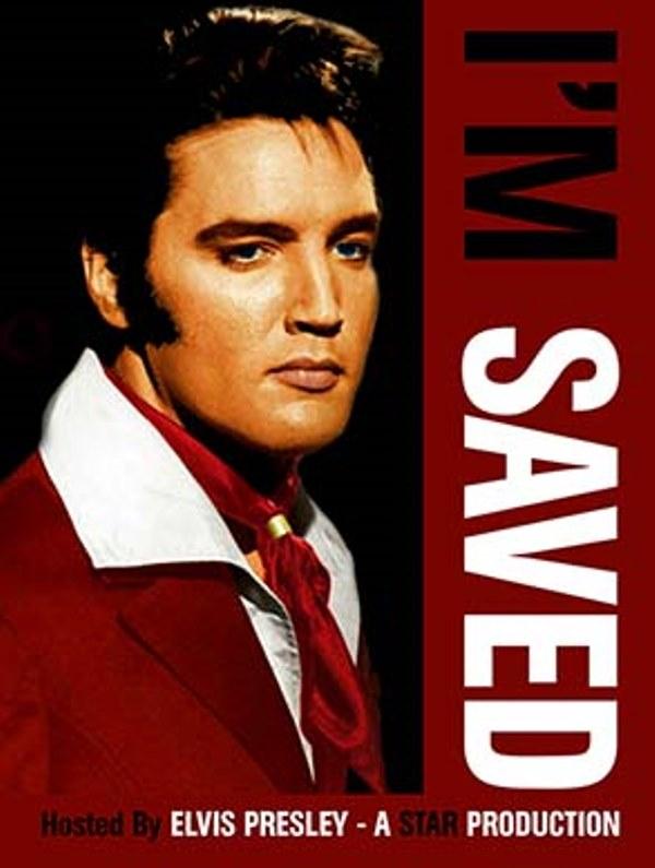 "elvis i""m saved dvd 181014072507871067"
