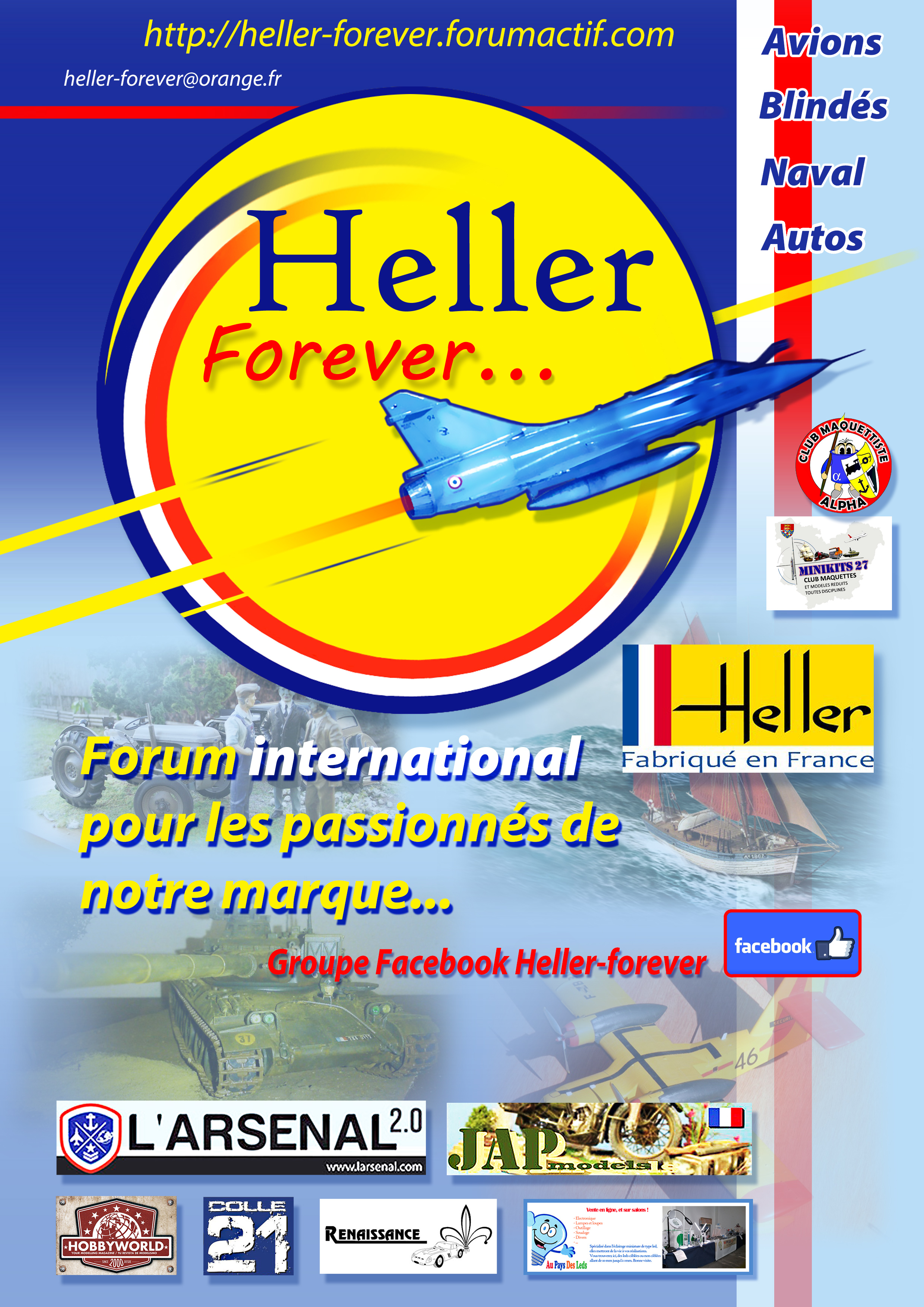 pour les expos (version 2019 )  - affiches Heller-forever 181014115946898161