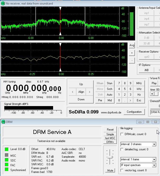 DRM INCONNU 15.10.18 3262 6H58 Sodira r