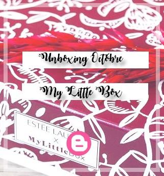 mylittlebox x estee lauder octobre 2018