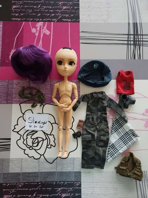 VENDS Pullip Seila, Shanria avec outfit Nina,Taeyang William 181016103745277402