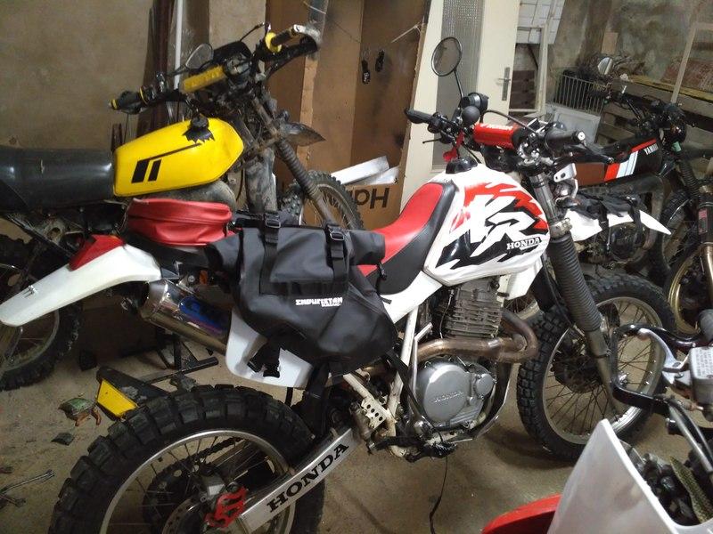 Honda 600 XR 18101708585941143